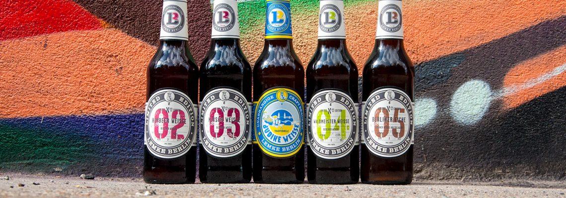 Berliner Weisse Range Brewery Lemke