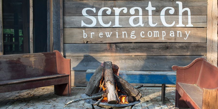 Scratch brewery